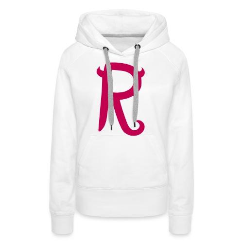 R - Women's Premium Hoodie