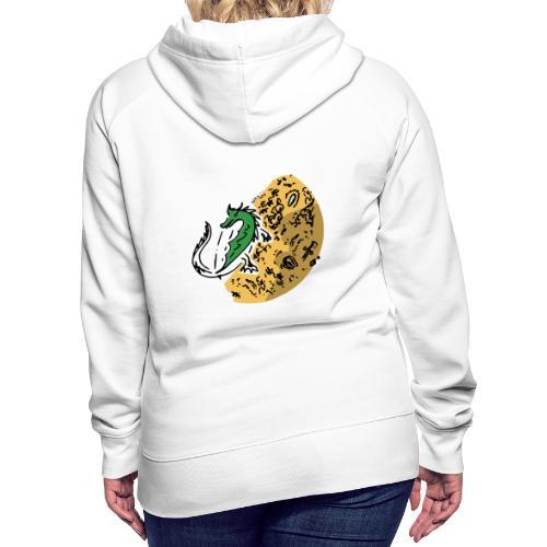 Dragon Gold Keeper - Women's Premium Hoodie
