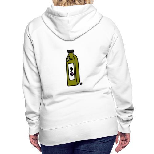 Olive Oil - Women's Premium Hoodie
