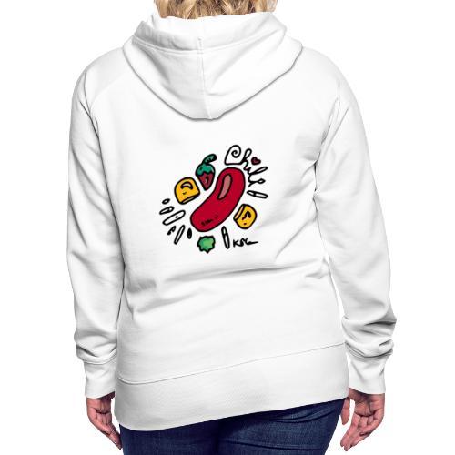 Chili - Women's Premium Hoodie
