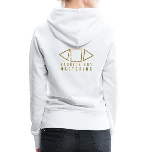 Studios 301 Mastering Logo - Women's Premium Hoodie