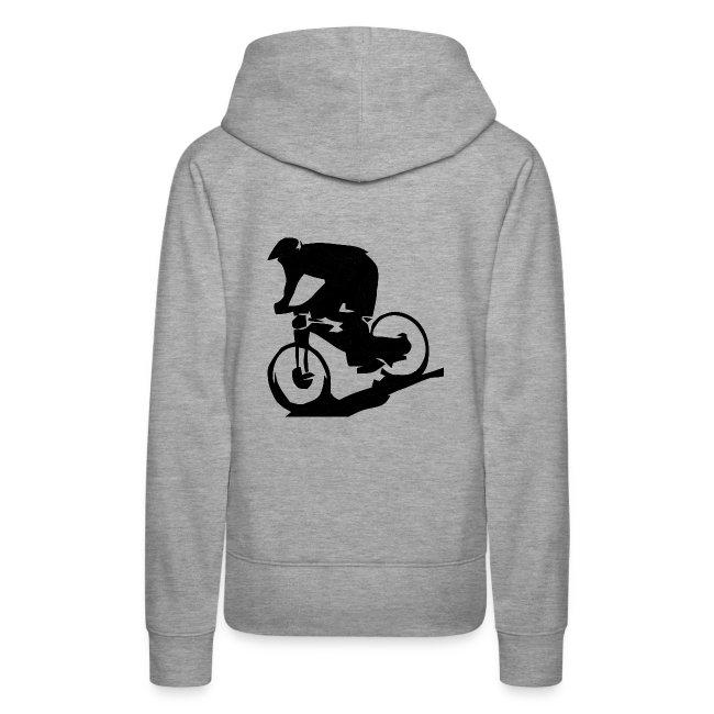 DH Freak - Mountain Bike Hoodie