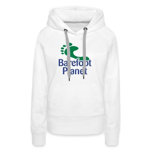 Get Out & Run Barefoot Women's T-Shirts - Women's Premium Hoodie