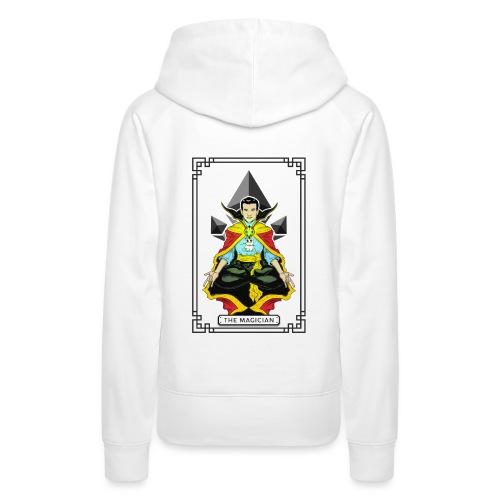 THE MAGICIAN - Women's Premium Hoodie