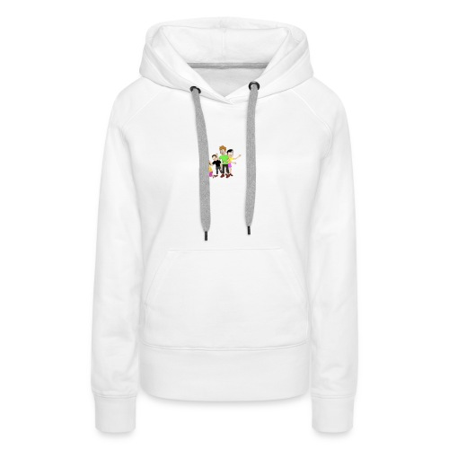 Lost The Plot Merch - Women's Premium Hoodie