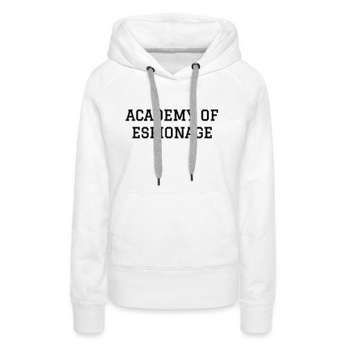 Academy of Espionage - Women's Premium Hoodie