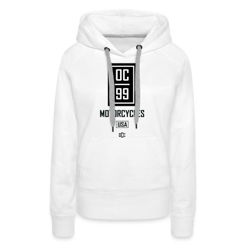 OC99 shirt - Women's Premium Hoodie