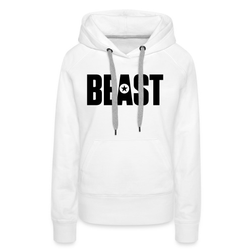 BEAST - Women's Premium Hoodie