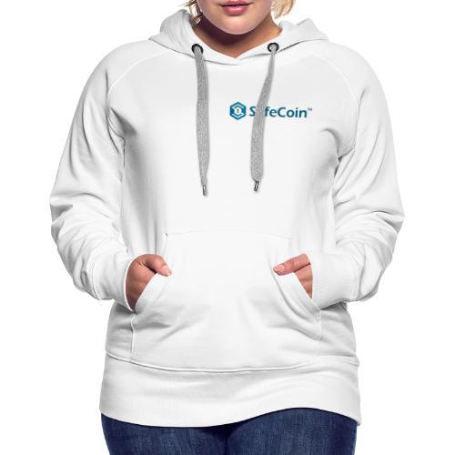 SafeCoin - Show your support! - Women's Premium Hoodie