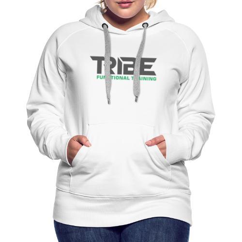 Tribe Functional Training - Grey - Women's Premium Hoodie