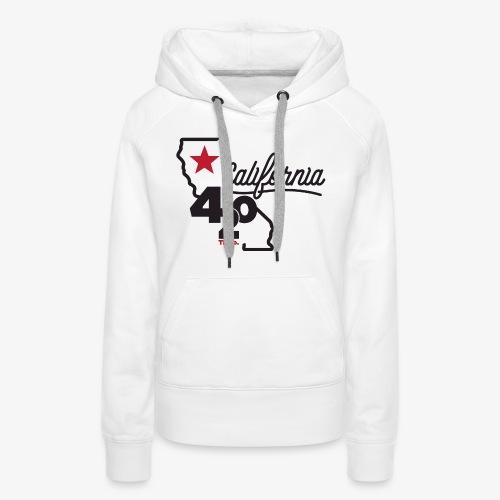 California 420 - Women's Premium Hoodie