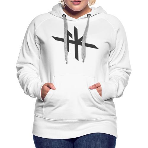 Parallel Symbol - Women's Premium Hoodie