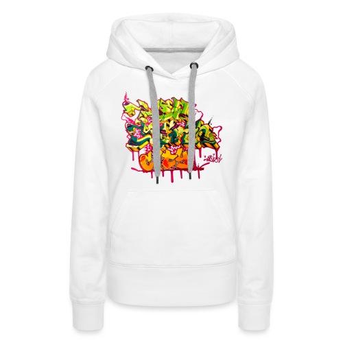 POVE - NYG Design - Women's Premium Hoodie