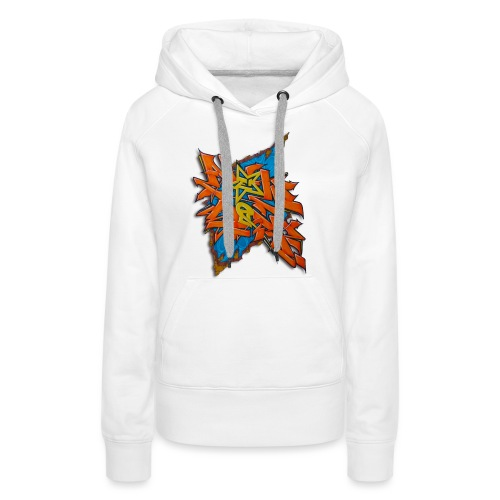 Artgomez14 - NYG Design - Women's Premium Hoodie