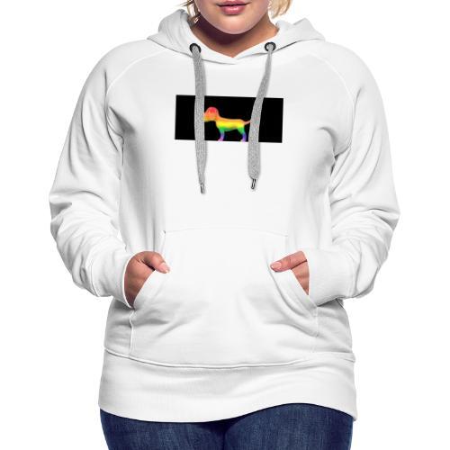 Gay dog - Women's Premium Hoodie