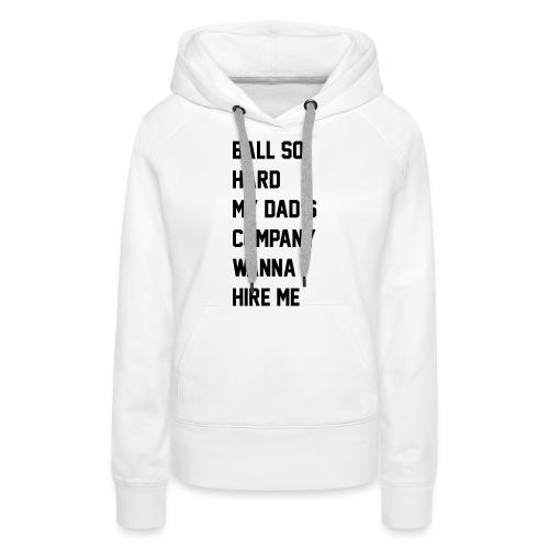 ni__asinparis - Women's Premium Hoodie