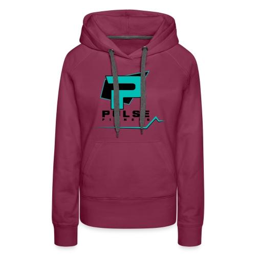 Pulse Fitness - Women's Premium Hoodie
