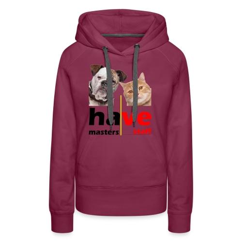 Dog & Cat - Women's Premium Hoodie