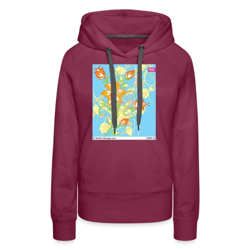 flowers67 - Women's Premium Hoodie