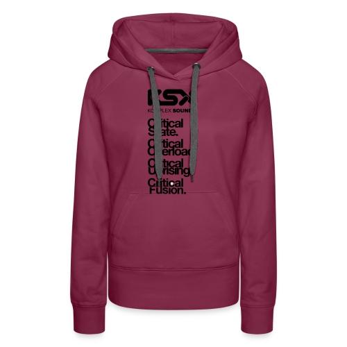 Komplex Labels - Women's Premium Hoodie