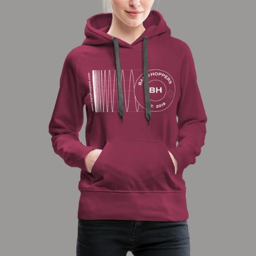 BandHoppers Logo #1 - Women's Premium Hoodie