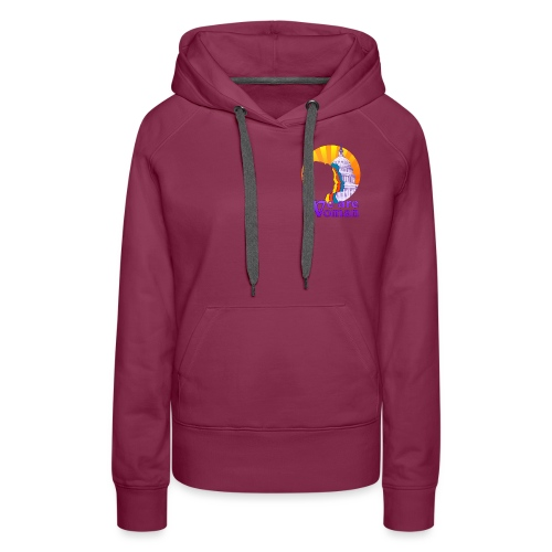 We Are Woman Sporty T - Women's Premium Hoodie