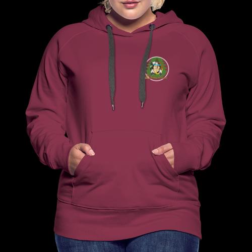 Archigantegou Logo Color - Women's Premium Hoodie