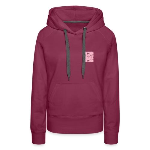 G pattern - Women's Premium Hoodie
