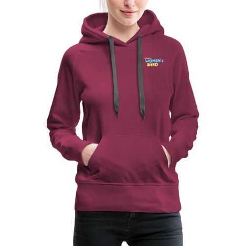 Coolum Women's Shed Tshirts - Women's Premium Hoodie