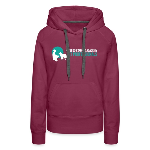 PPP Logo for Darks - Women's Premium Hoodie