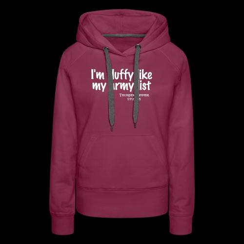 fluffy - Women's Premium Hoodie