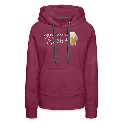 Proud To Be An Aleist Women's Premium Long Sleeve - Women's Premium Hoodie