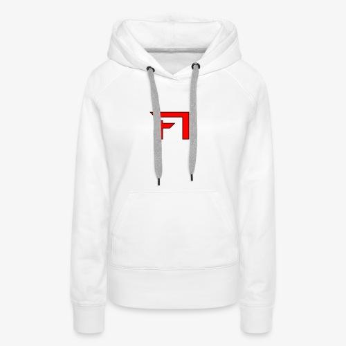 F1 Logo - Women's Premium Hoodie