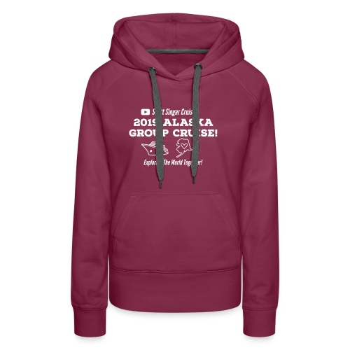 2019 Alaska Group Cruise - Women's Premium Hoodie