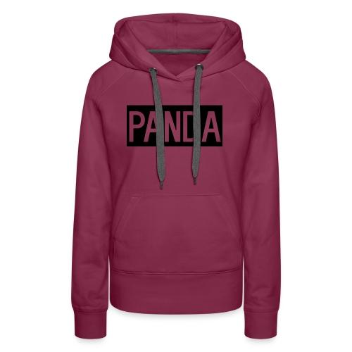 ItsThePanda - Women's Premium Hoodie