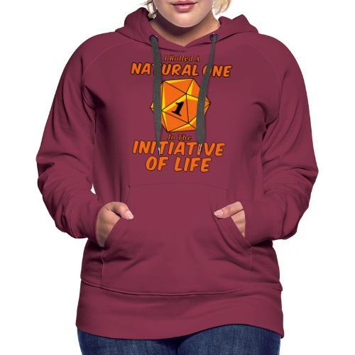 Natural One - Women's Premium Hoodie
