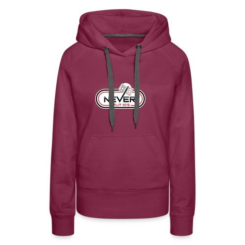 Never Split 10's Merchandise - Women's Premium Hoodie