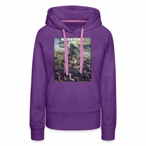 This Is America - Women's Premium Hoodie