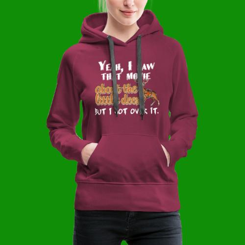 Little Deer Movie - Women's Premium Hoodie