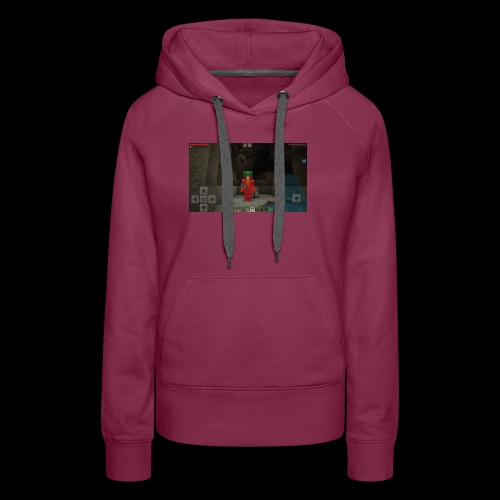 Playing - Women's Premium Hoodie