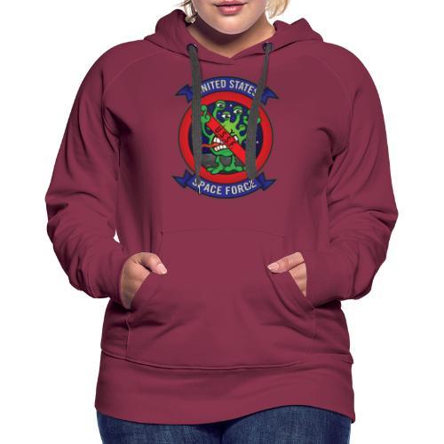 United States Space Force U.S.S.F. - Women's Premium Hoodie