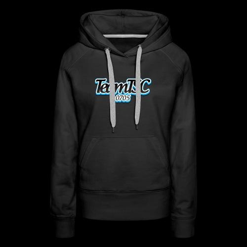 TeamTSC dolphin - Women's Premium Hoodie