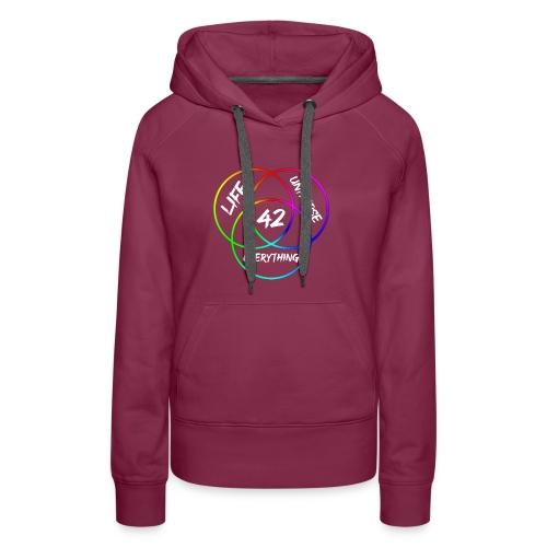42 The Answer to Life merch - Women's Premium Hoodie
