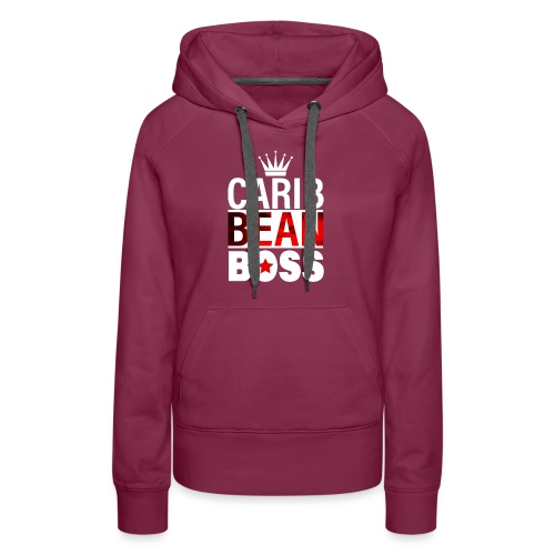 Caribbean Boss - Women's Premium Hoodie