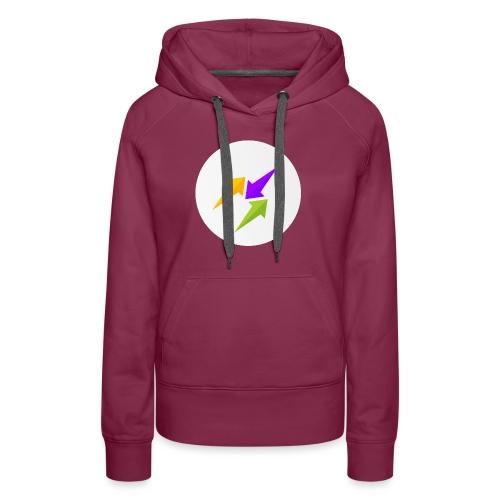GosuTactics Logo - Women's Premium Hoodie