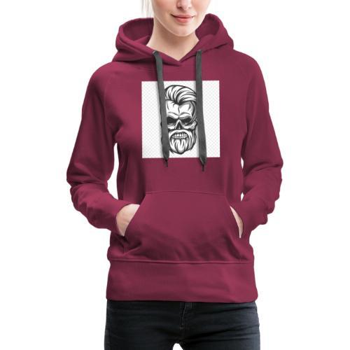 Calavera - Women's Premium Hoodie