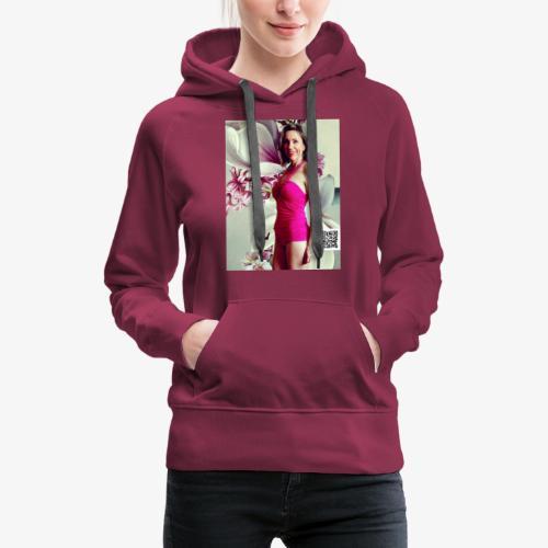 Flower girl - Women's Premium Hoodie