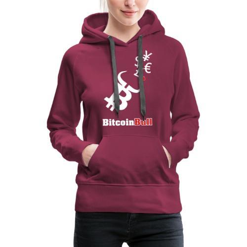 BitcoinBull - Women's Premium Hoodie