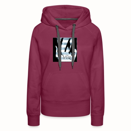 M1u and The Mason - Women's Premium Hoodie