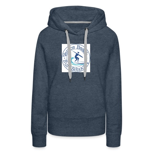 Venice Beach Surf T-Shirts Hats Hoodies - Women's Premium Hoodie